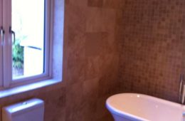 Travertine Bathroom Tiler