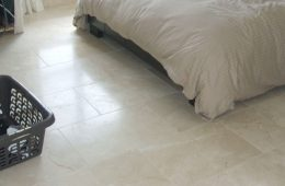 Marble Bedroom Floor