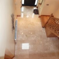 Marble Hallway Tiler
