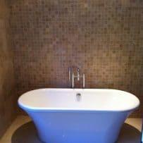 Mosaic Bathroom Wall