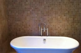 Mosaic Bathroom Wall Tiling