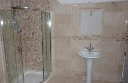 Mosaic Tiling Ensuite