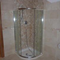 Mosaic Shower Tiler