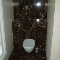 Marron Imperial Bathroom