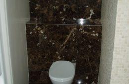 Marron Imperial Bathroom