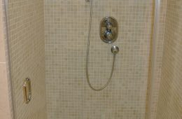 Mosaic Tiled Shower