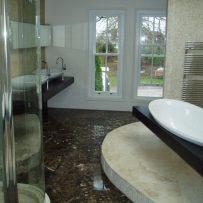 Floor Tiling Designer Bathroom Floor