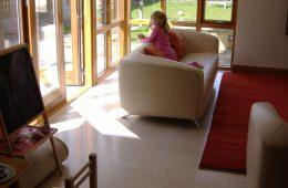 Floor Tiling Family Kitchen Floor