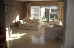 Floor Tiling, Living Room Floor