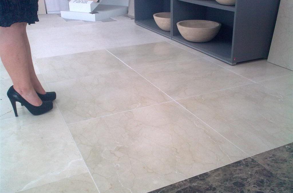Floor Tiling Office Floor