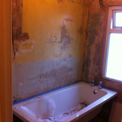 Bathroom picture before tiling1