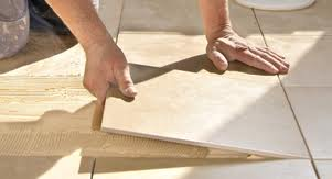 Im a tiler tiling in Drumcondra