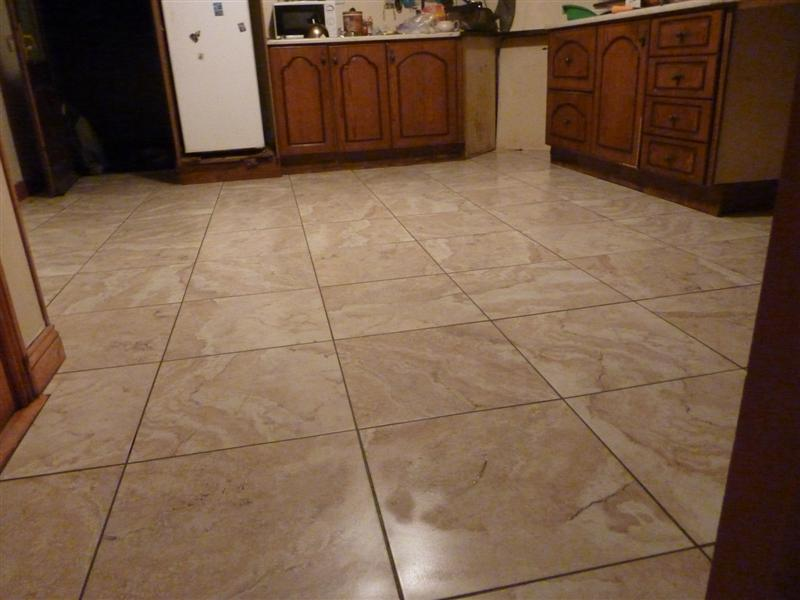 Kitchen floor tiling in Kilcock3