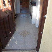 Hall & Kitchen Tiling1