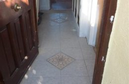 Hall & Kitchen Tiling1