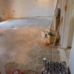 Hall & Kitchen Tiling2