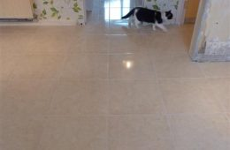 Hall & Kitchen Tiling7