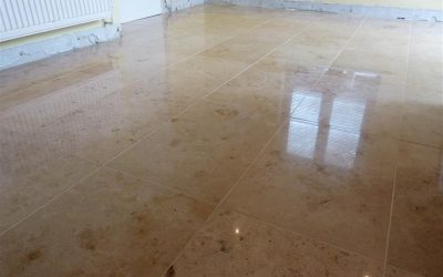 Jura Limestone Kitchen Hall & Bathroom Floor Tiling