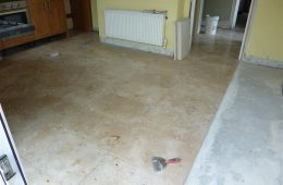 Tiling with Jura Limestone & 2mm spacers