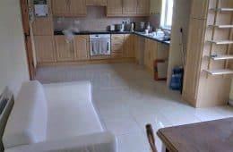 Tiling kitchen Floor 4