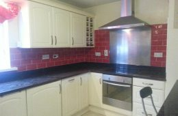 Red Subway tiles 4