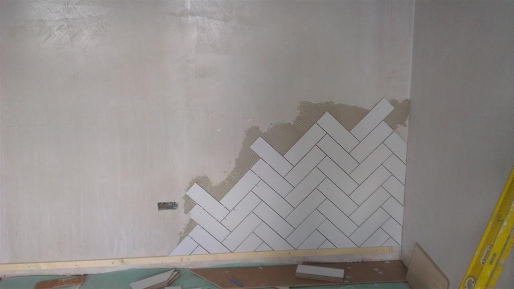 Herringbone Tiling Design How To Do Herringbone Tiling