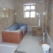 Tiling around a bath 5