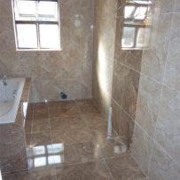 Tiling around a bath 3