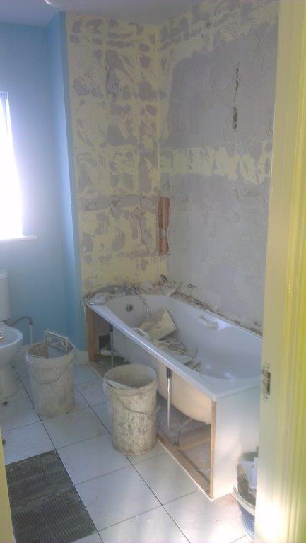 1. Removing the tiles