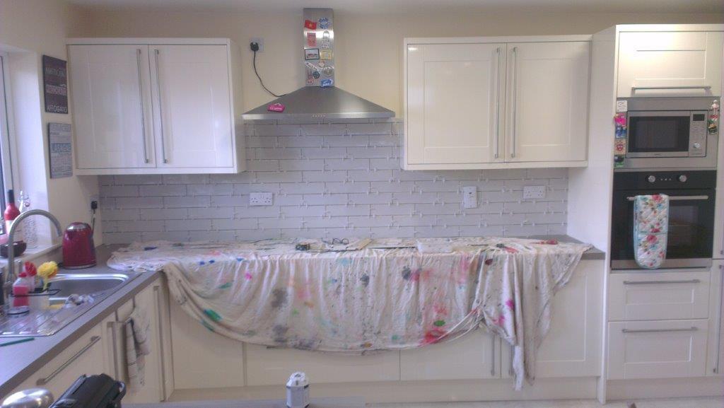 Kitchen backsplash1508