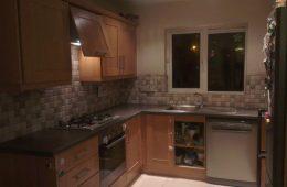 Kitchen backsplash1892