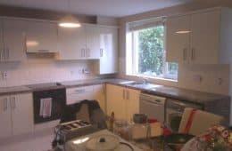 Kitchen backsplash1958