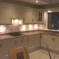 Kitchen backsplash2011