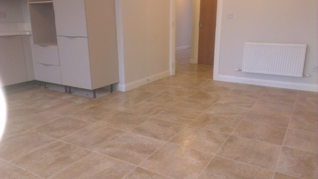 Belltree Park hall and floor tiling 6
