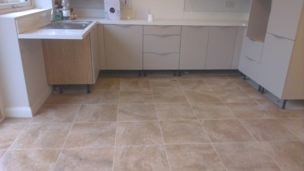 Belltree Park hall and floor tiling 5