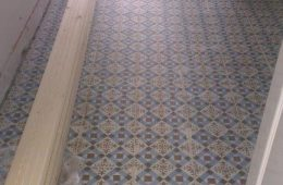 Pattern tiles in Rush